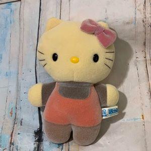 Vintage Sanrio Hello Kitty Hello Color Toy